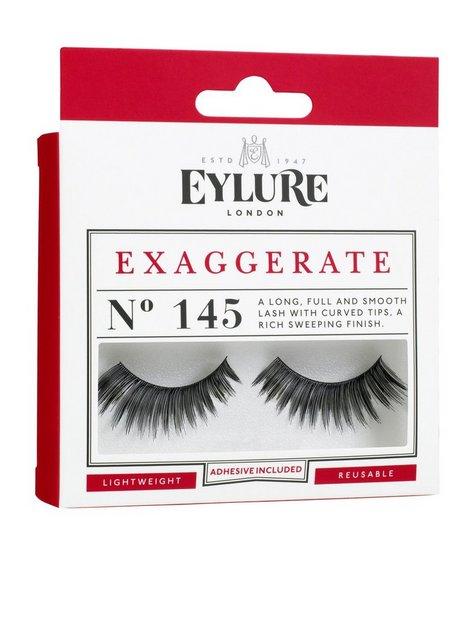 Billede af Eylure Exaggerate No. 145 Kunstige øjenvipper Sort