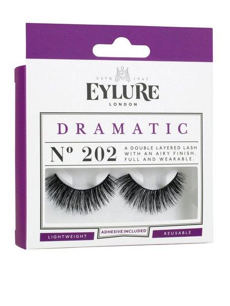 Billede af Eylure Dramatic No. 202 Kunstige øjenvipper Sort