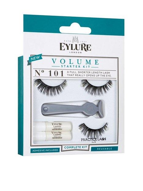 Billede af Eylure Complete Starter Kit No. 101 Kunstige øjenvipper Sort