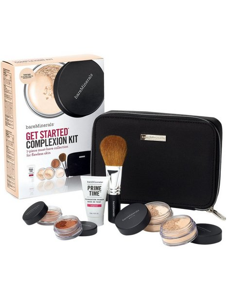 bareMinerals Get Started Complexion Kit Mineral Makeup Fairly Light thumbnail