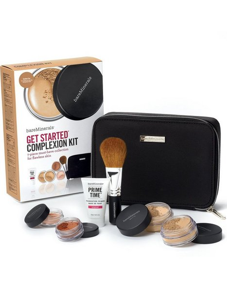 bareMinerals Get Started Complexion Kit Mineral Makeup Golden Tan thumbnail