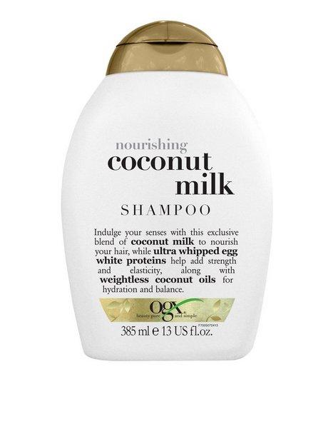 Billede af OGX Coconut Milk Shampoo 385 ml Shampoo Transparent