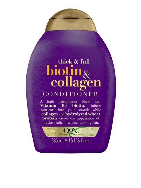 Billede af OGX Biotin & Collagen Balsam 385 ml Balsam Transparent