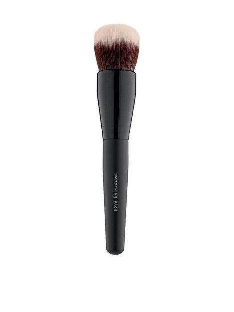 Billede af bareMinerals Smoothing Face Brush Pensle & Sminkebørste Sort