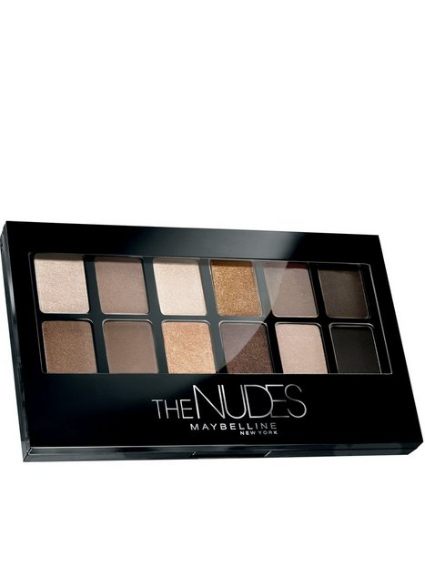 Eye Shadow Pallet The Nudes