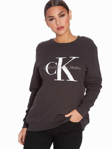 Billede af Calvin Klein Jeans Crew Neck Hwk Sweatshirts Meteor