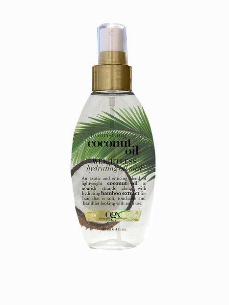 Billede af OGX Coconut Milk Oil Mist 118 ml Hårkur og Hårolie Transparent