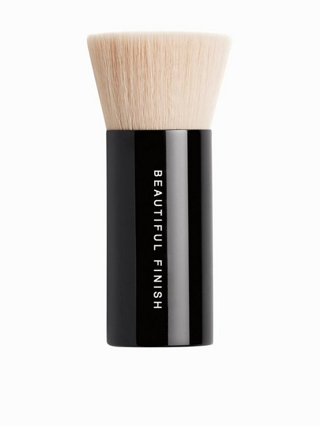 Billede af bareMinerals Beautiful Finish Brush Pensle & Sminkebørste Sort