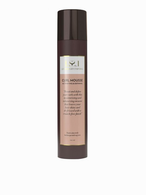 Billede af Lernberger Stafsing Curl Mousse Activating & Defining 200 ml Styling Transparent