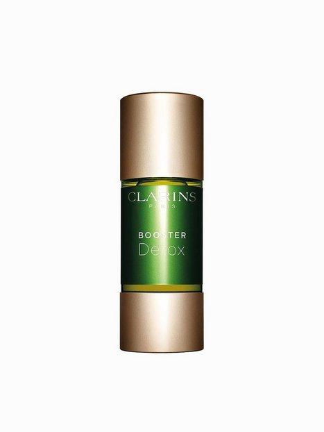 Billede af Clarins Detox Booster 15 ml Olie & Serum Grøn