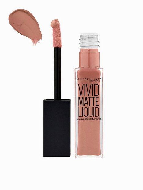 Billede af Maybelline New York Vivid Matte Liquid Lipstick Læbestift Blushing Nude