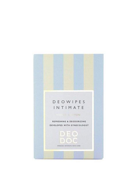 Billede af DeoDoc Deowipes Intim Intimpleje Violet Cotton