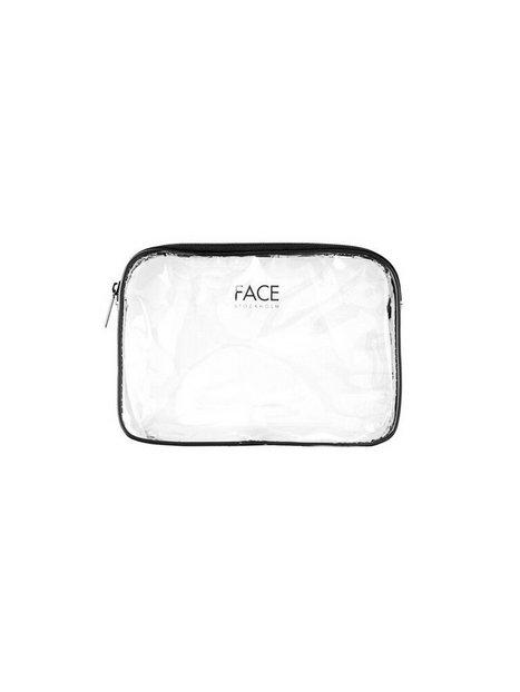 Billede af Face Stockholm Clear Bag Small Toilettaske Clear