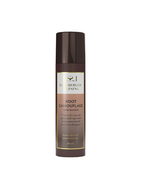 Billede af Lernberger Stafsing Root Camouflage 80 ml Hårfarve Dark Blond