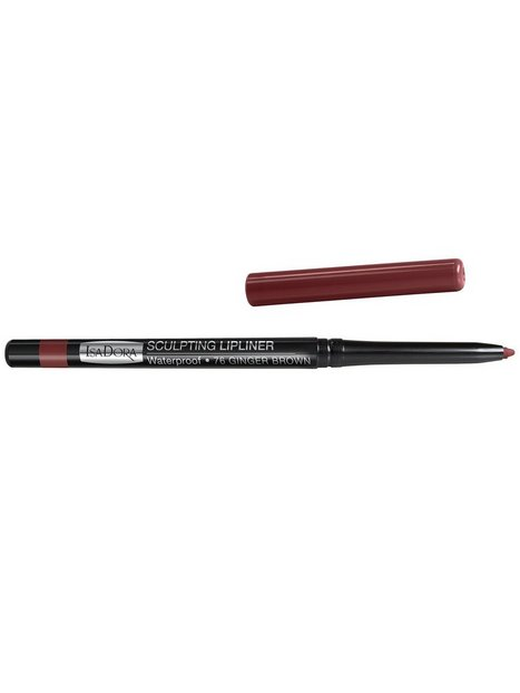 Isadora Sculpting Lipliner Waterproof Läppennor Ginger - Isadora
