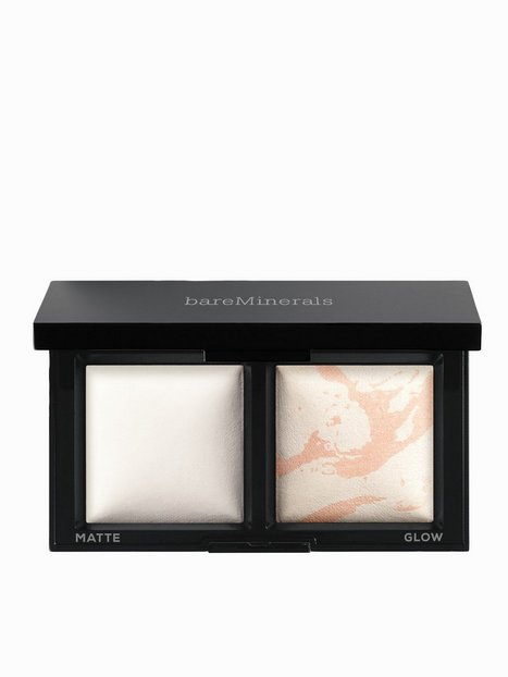 Billede af bareMinerals Invisible Light Translucent Powder Duo Makeup Translucent
