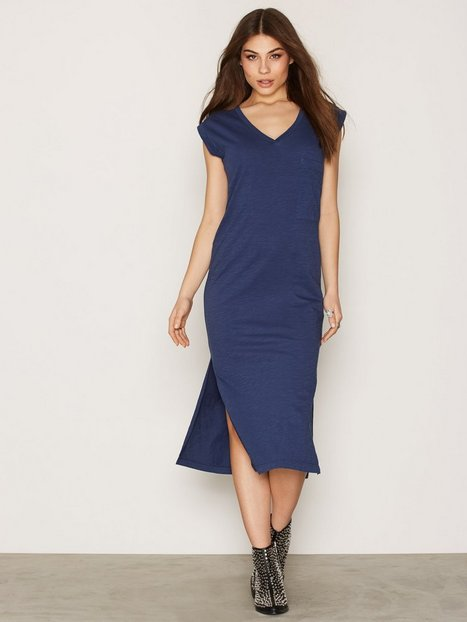 Billede af Replay W9402 000 22348 Dress Loose fit dresses Blue