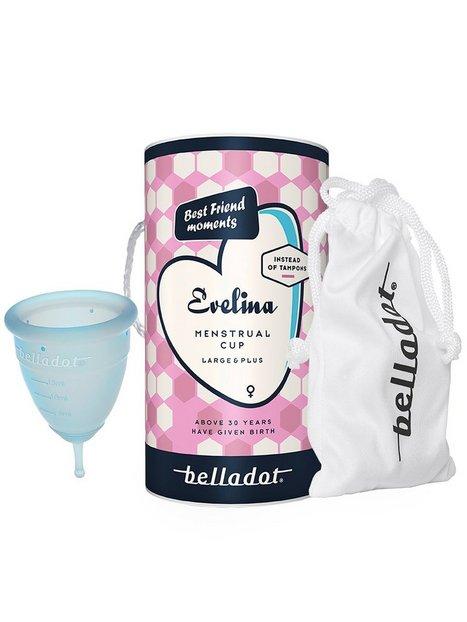 Billede af Belladot Evelina Menstrual Cup Large&Plus Intimpleje Blå