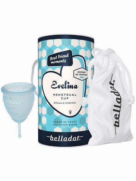Billede af Belladot Evelina Menstrual Cup Small&Medium Intimpleje Blå