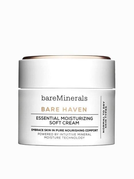 Billede af bareMinerals Bare Haven Essential Moisturizing Soft Cream Dagcreme Hvid