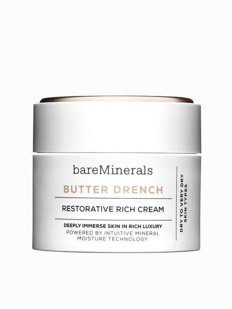 Billede af bareMinerals Butter Drench Restorative Rich Cream Dagcreme Hvid