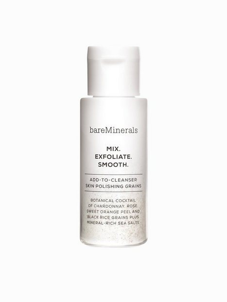 Billede af bareMinerals Mix-Exfoliate-Smooth Add-to-Cleanser Polishing Grains Scrub & Exfoliering Hvid