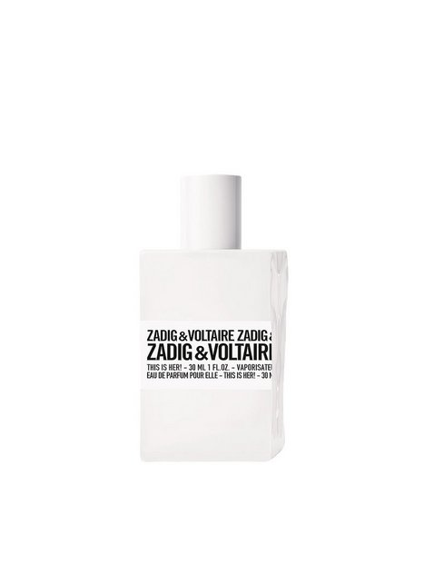 Billede af Zadig & Voltaire This Is Her Edp 30ml Parfume Transparent