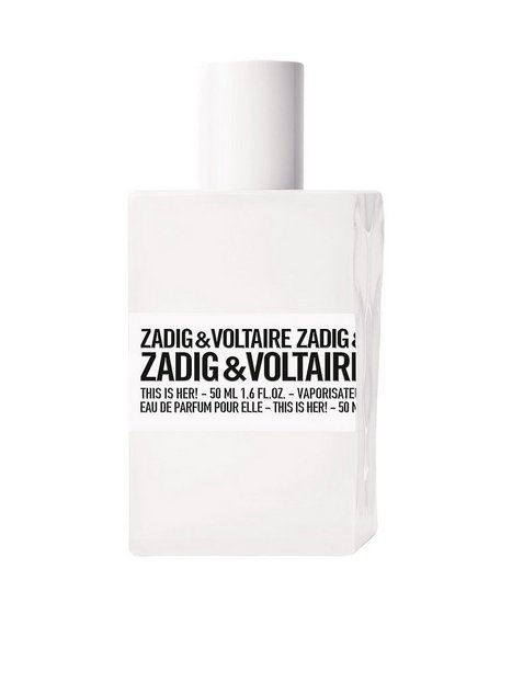 Billede af Zadig & Voltaire This Is Her Edp 50 ml Parfume Transparent