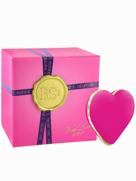 Billede af Rianne S Heart Vibe Sexlegetøj Pink Rose