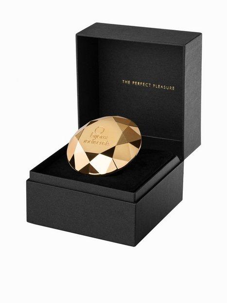 Billede af Bijoux Indiscrets Twenty One Vibrating Diamond Sexlegetøj Gold