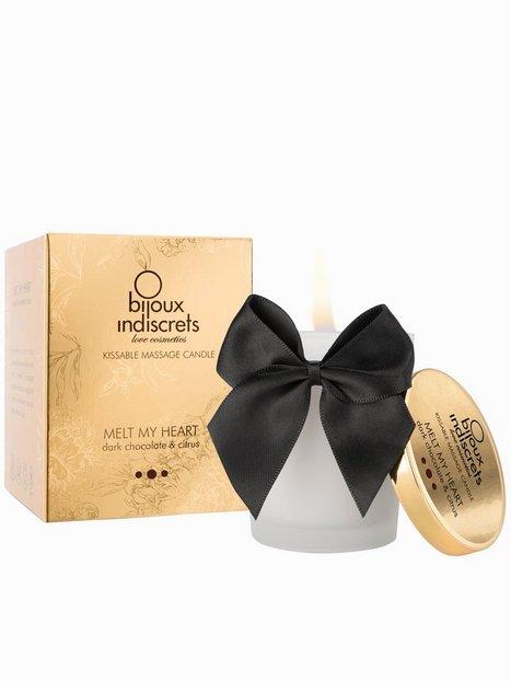 Billede af Bijoux Indiscrets Melt My Heart Massage Candle Massageolie Dark Chocolate