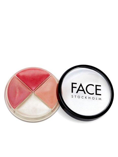 Billede af Face Stockholm Smart Face Color Wheel Blush Nude