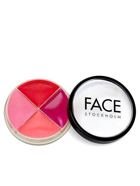 Billede af Face Stockholm Smart Face Color Wheel Læbestift Bright