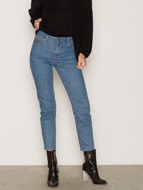 Billede af Dr Denim Edie Jeans Slim fit Blue