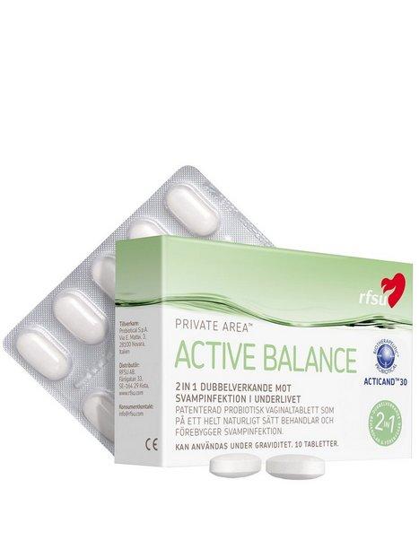 Billede af RFSU Active Balance Intimpleje Transparent