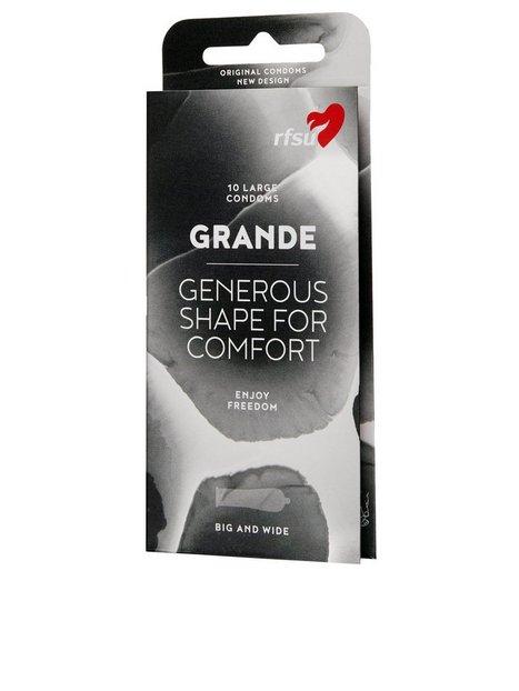 Billede af RFSU Grande Condoms 10-pack Kondomer