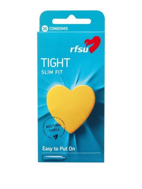 Billede af RFSU Tight Fit Condoms 10-pack Kondom Transparent