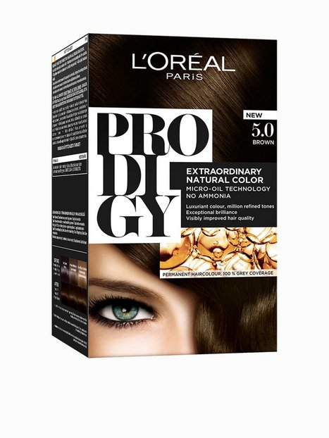 Prodigy Hair Color