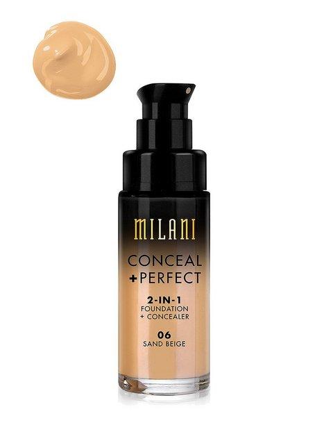 Billede af Milani Conceal & Perfect Liquid Foundation Concealere Sand Beige