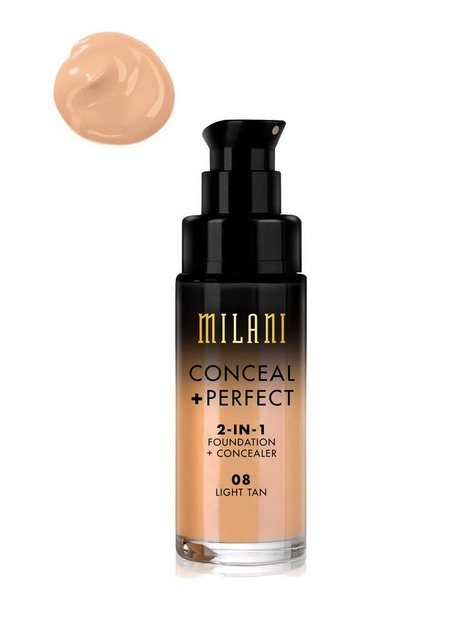 Milani Conceal & Perfect Liquid Foundation Foundation Light Tan thumbnail