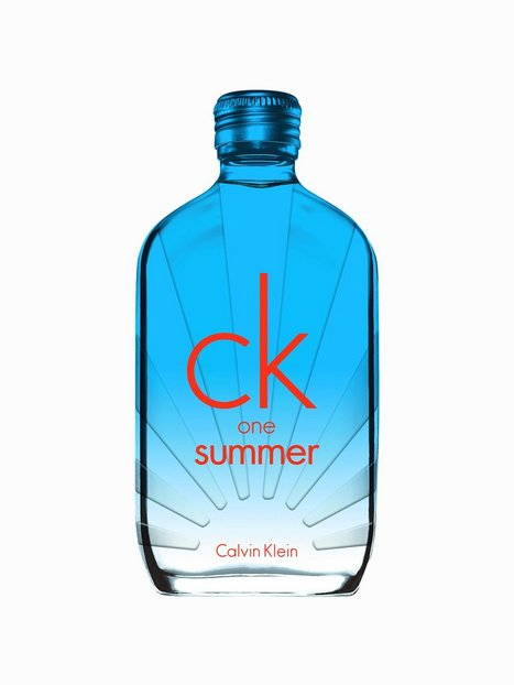 Billede af Calvin Klein CK One Summer Edt 100 ml Parfume Transparent