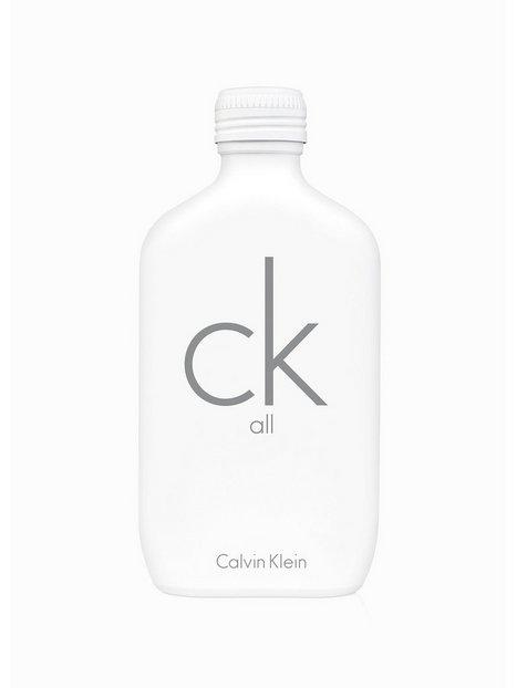 Billede af Calvin Klein CK All Edt 100 ml Parfume Transparent