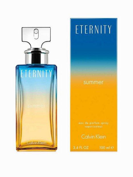 Calvin Klein Eternity Summer Edp 100 ml Parfym Transparent thumbnail