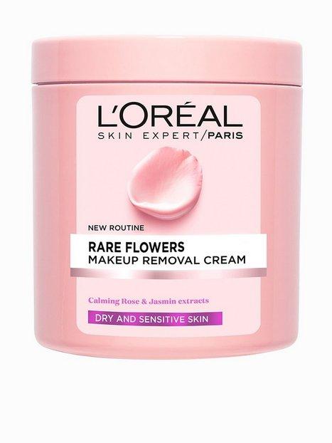 Billede af L'Oréal Paris Rare Flowers Makeup Removal Cream 200 ml Makeup fjerner/Shine Control Transparent