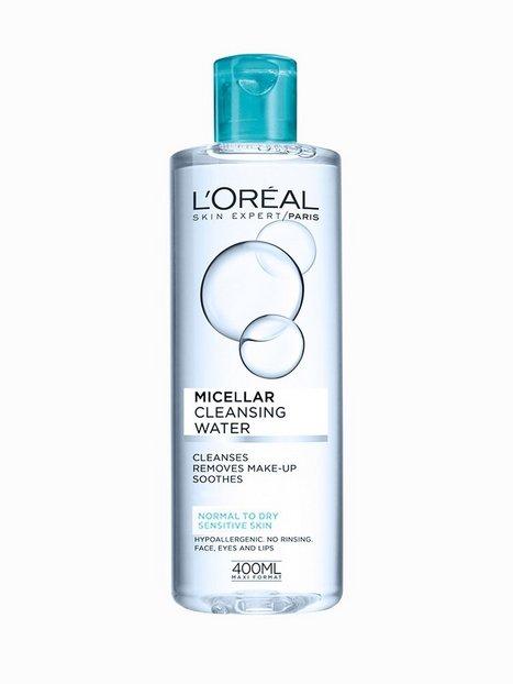 Billede af L'Oréal Paris Micellar Cleansing Water Normal Skin 400 ml Makeup fjerner/Shine Control Transparent