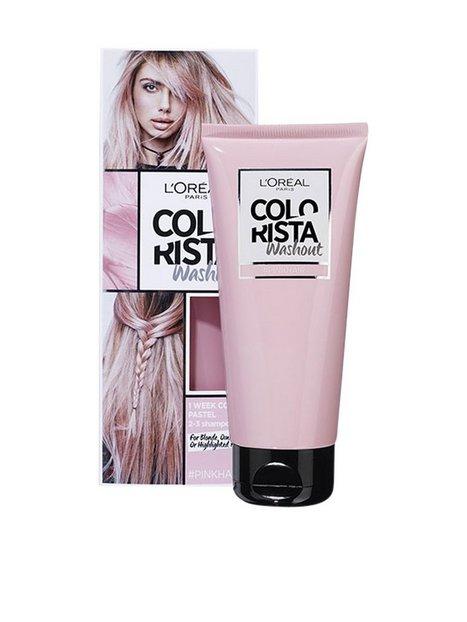 Billede af L'Oréal Paris Colorista Washout Hårfarve Pink