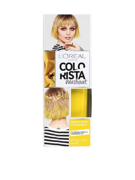 Billede af L'Oréal Paris Colorista Washout Hårtoning Yellow
