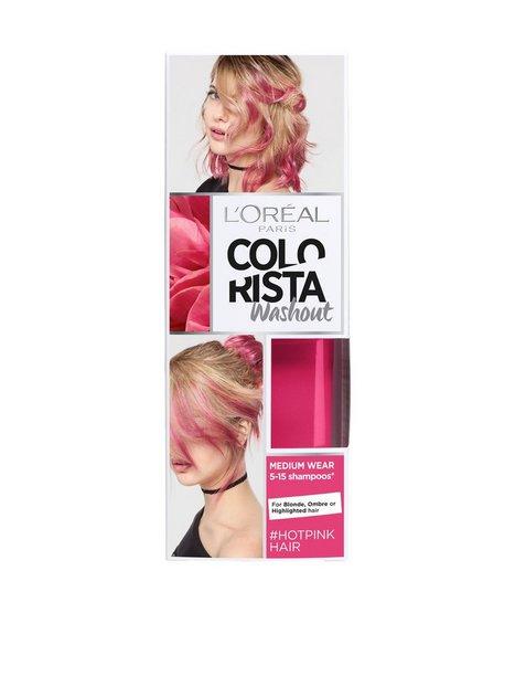 Billede af L'Oréal Paris Colorista Washout Hårtoning Hot Pink