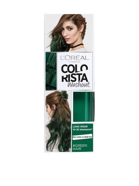 Billede af L'Oréal Paris Colorista Washout Hårtoning Green
