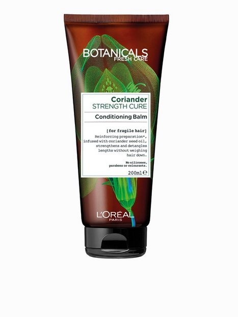 Billede af L'Oréal Paris Botanicals Strength Cure Conditioner 200 ml Balsam Transparent